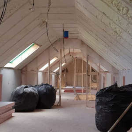 Attic Insulation Cork