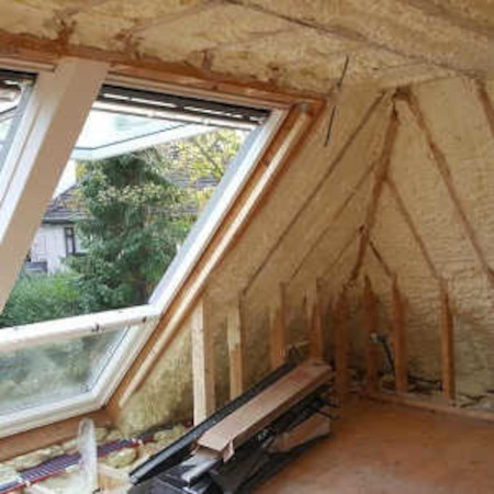 Insulation Attic Cork